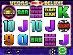 Vegas Triple Pay Deluxe Slots